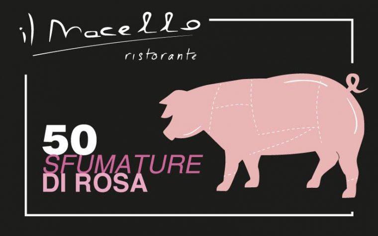 """50 sfumature di rosa al ristorante """"Il Macello"""", di Napoli: un mese dedicato alla carne di maiale"""