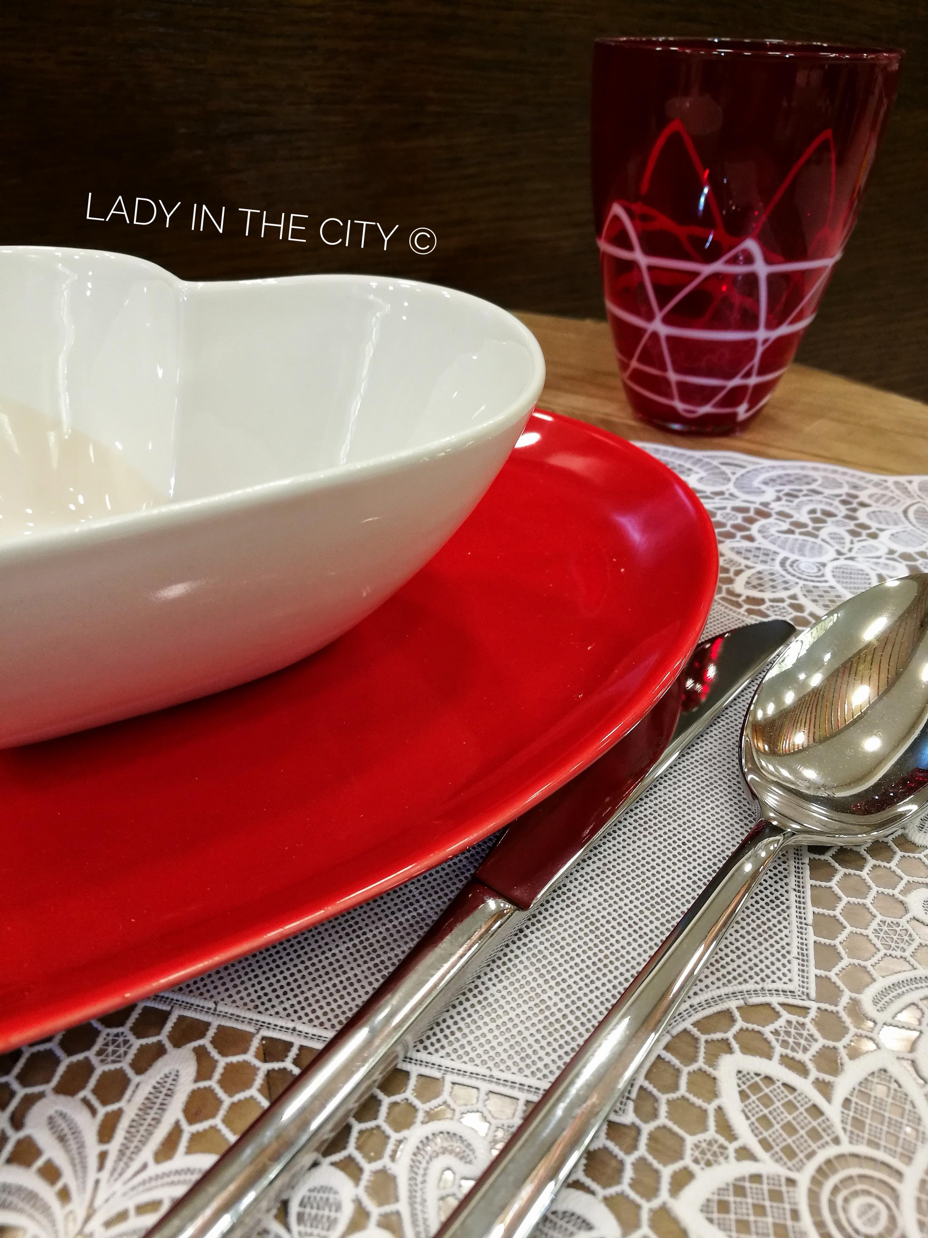 San Valentino: la mise en place per la vostra tavola dalla colazione alla cena con i consigli di