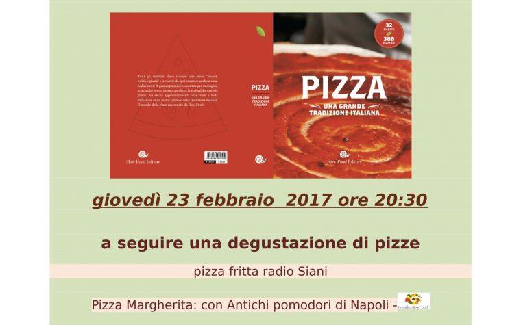 """""""Pizza: una grande tradizione"""" – il libro di Antonio Puzzi a Terzigno (Na) con Slow Food Vesuvio"""