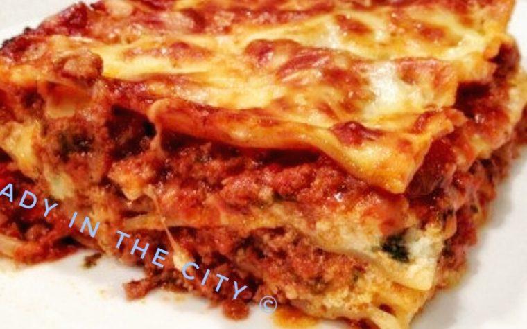 Le ricette di Carnevale: lasagne alla napoletana