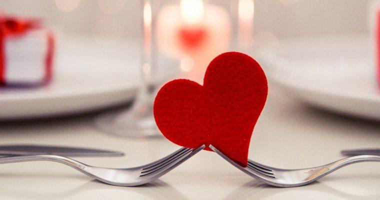 Cena anche tu a San Valentino a La Locanda del Borgo, ristorante di Aquapetra Resort & Spa
