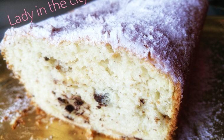 Le ricette della Lady: torta con albumi