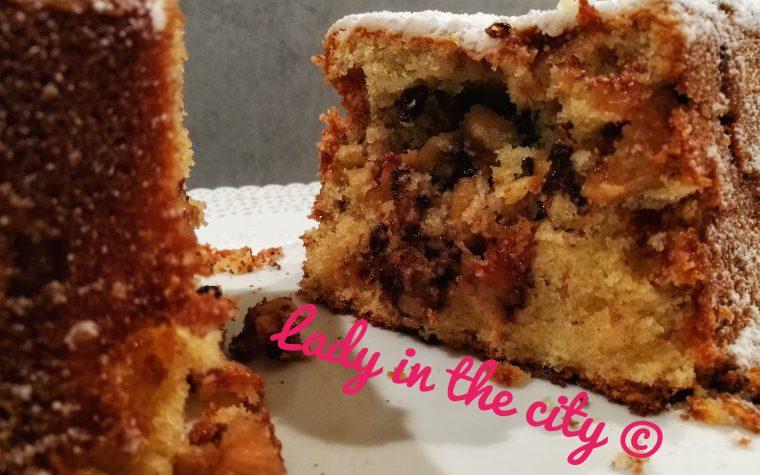 Le ricette della Lady: plumcake con fichi secchi e cioccolato
