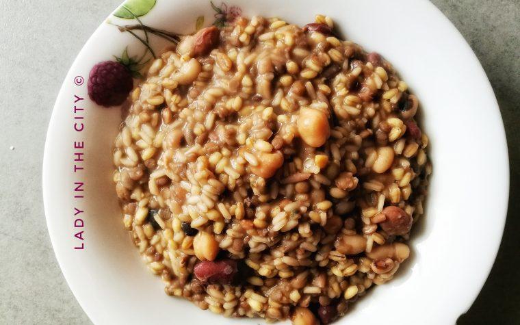 Le ricette della Lady: risotto alla contadina