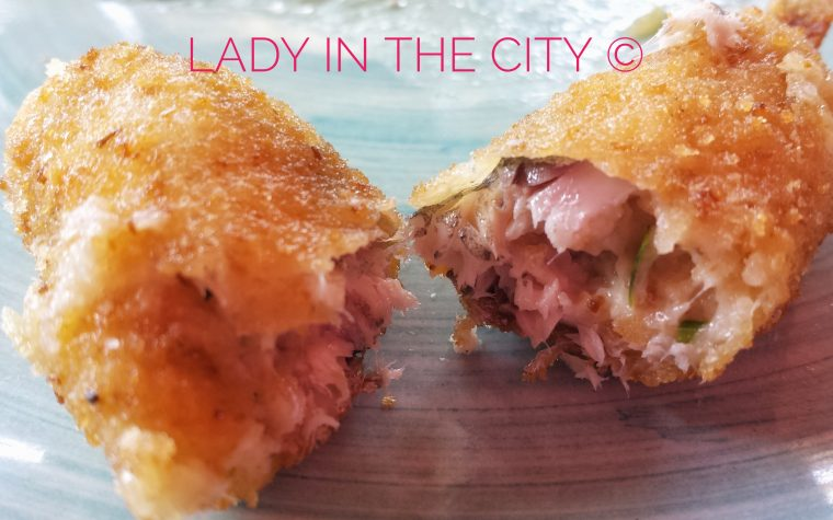 Le ricette della Lady: alici imbottite e fritte