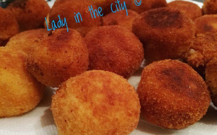Le ricette della Lady: crocchette di patate con cuore goloso