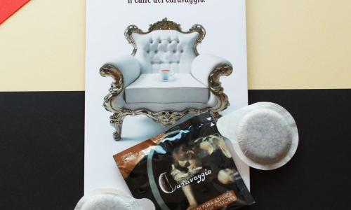 Caffè del Caravaggio: il caffè gourmet della ristorazione