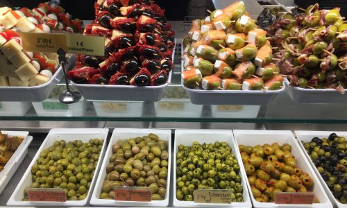 Mangiare a Madrid, mini guida low cost