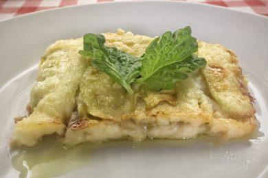 Parmigiana di zucchine, ricetta veloce direttamente in forno