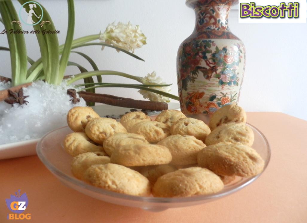 Biscotti Scrigno di Mela