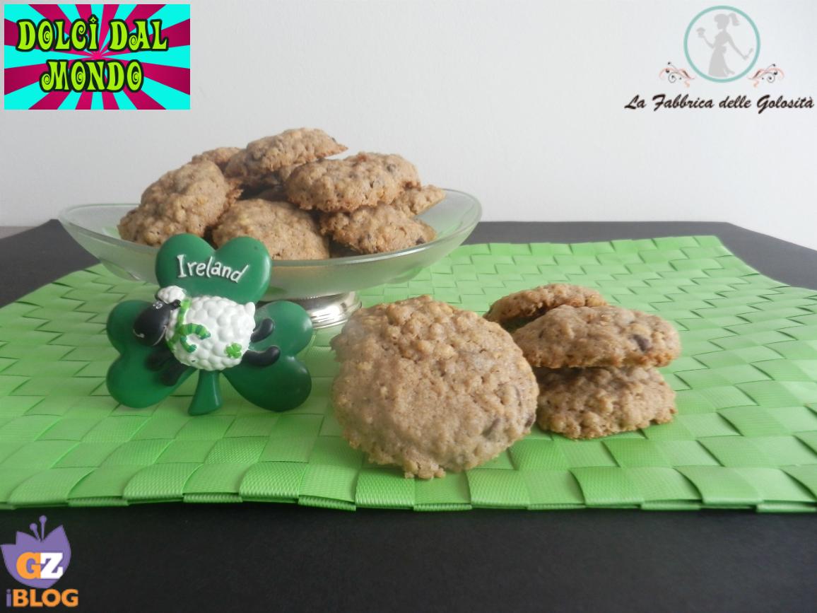 Irish Oatmeal Biscuits Recipe — Dishmaps