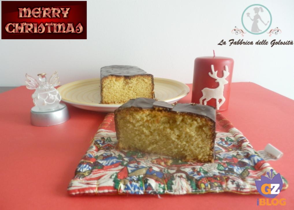 Plumcake Tedesco con Pasta di Mandorle