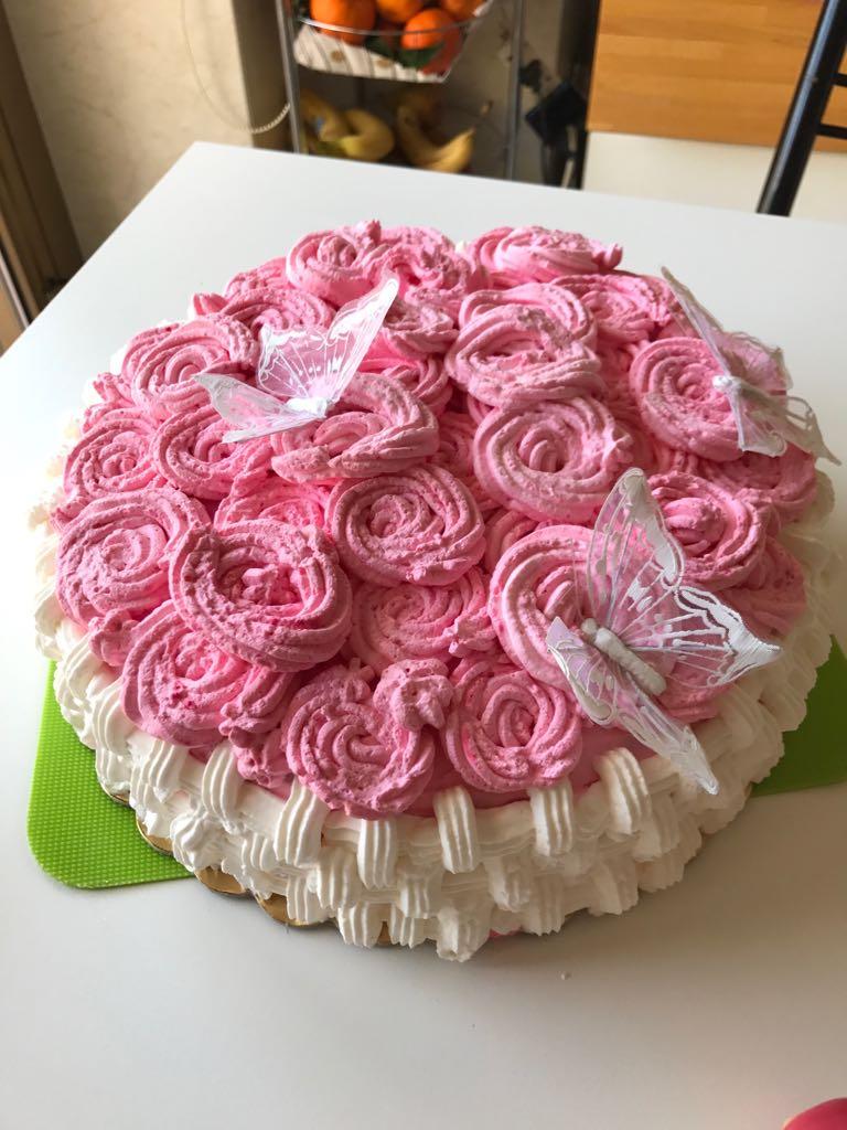 abbastanza Torta di compleanno per la mia mamma | QL18