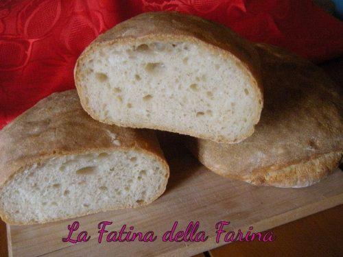 Pane speciale con pasta madre
