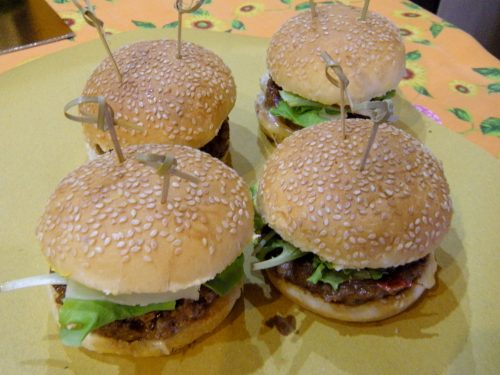Hamburger goloso