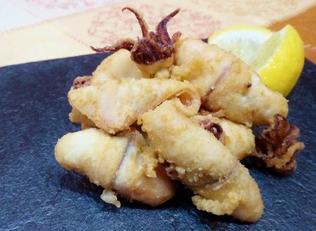 Frittura di calamari ricetta perfetta