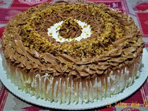 Torta Nutellina