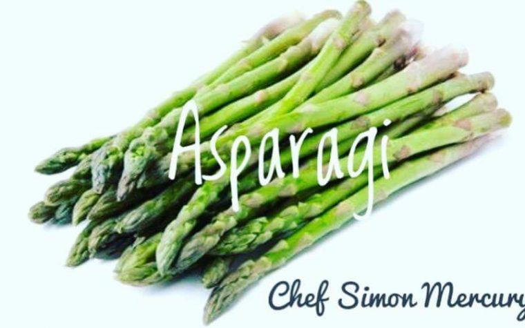 Asparagi, articolo da Chef