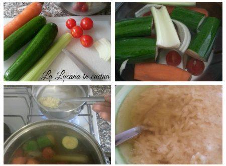Brodo vegetale e dadi fatti in casa
