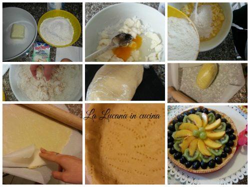 Pasta frolla per crostate e biscotti