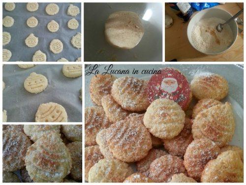 Biscotti al cocco senza uova e burro