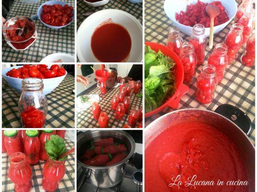 Conserva di pomodoro ciliegino
