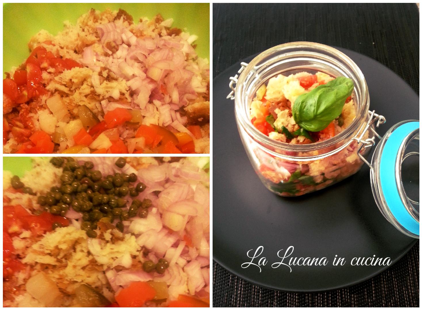 Panzanella toscana