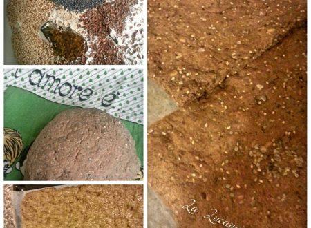 Focaccia rustica ai 7 cereali