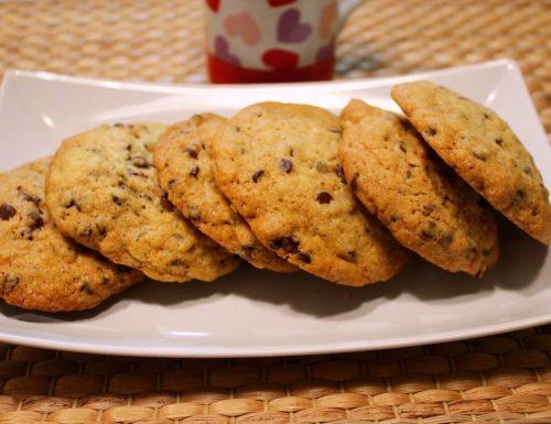 American cookies (biscotti americani)