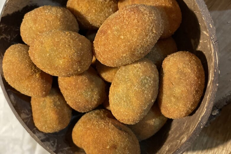 Olive all'ascolana ricetta tradizionale