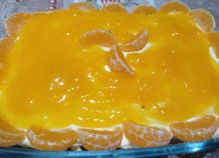 Dolce al mandarino