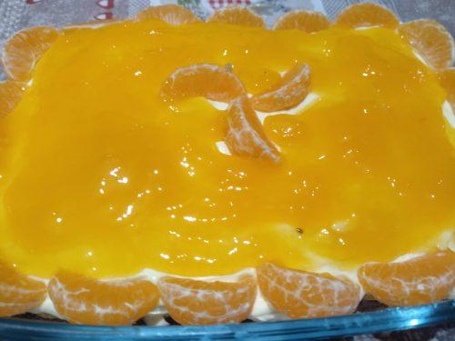 "Dolce al mandarino ""tiramisù"""