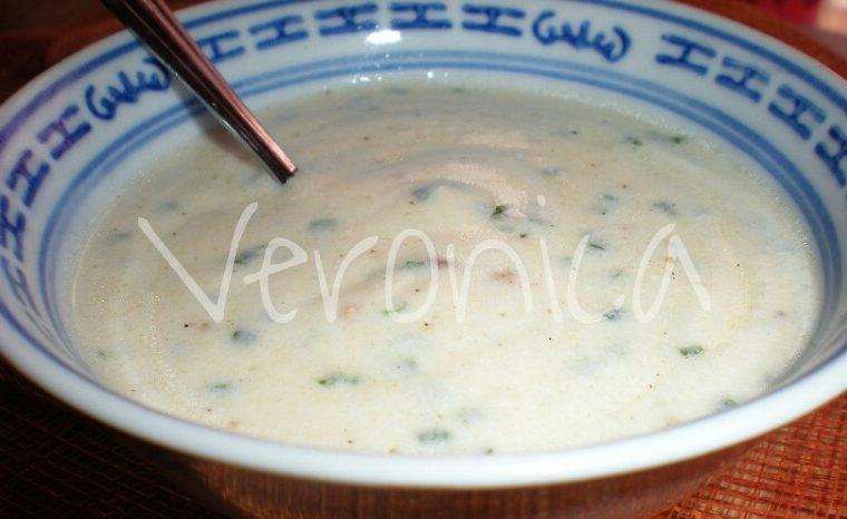 Salsa allo yogurth…..fatta con il Kefir