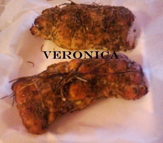 Torihamu ovvero prosciutto di pollo giapponese