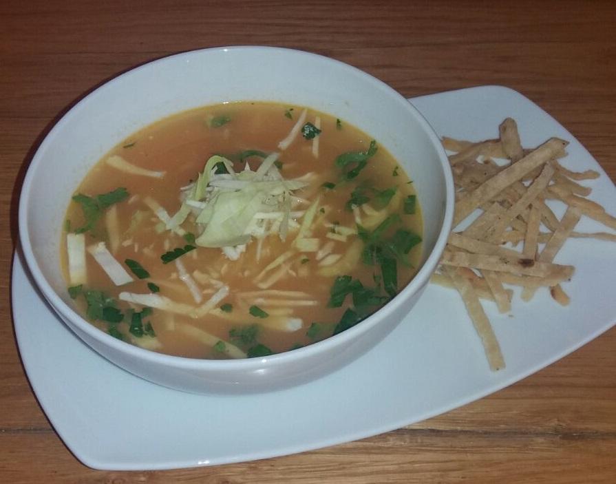 zuppa di tortilla
