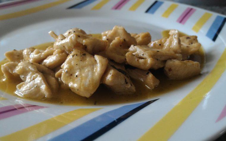 Petto di pollo al miele (cucina giapponese)