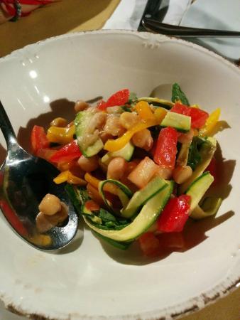 Ceci ricette in padella con verdure cucina vegetariana - Cucina vegetariana ricette ...