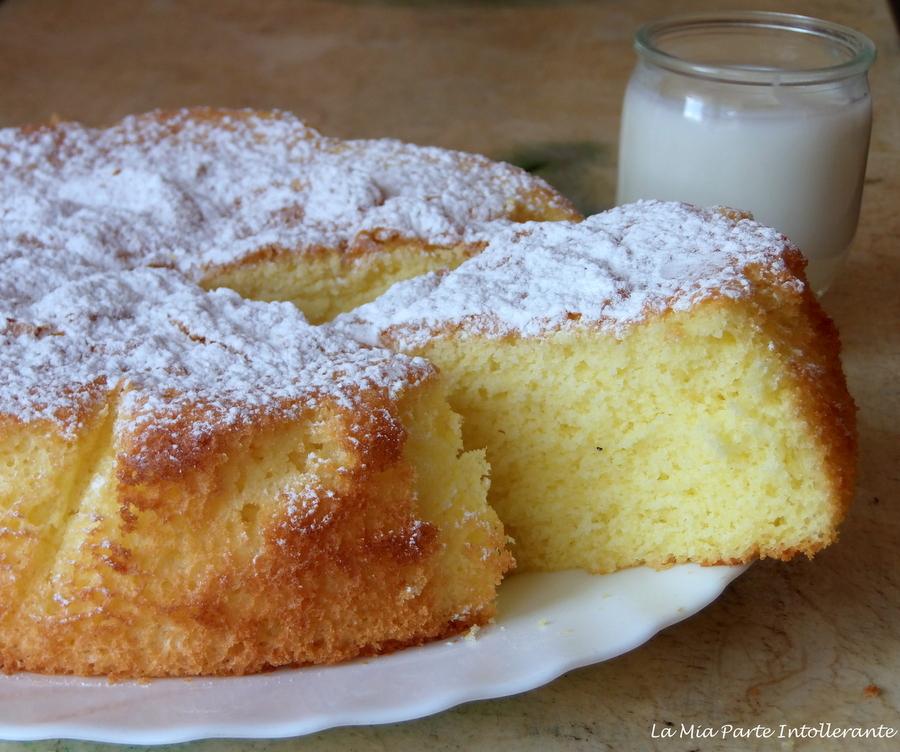 Populaire torta allo yogurt senza glutine AK26