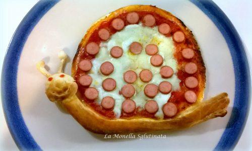 Le pizze sglutinate della monella