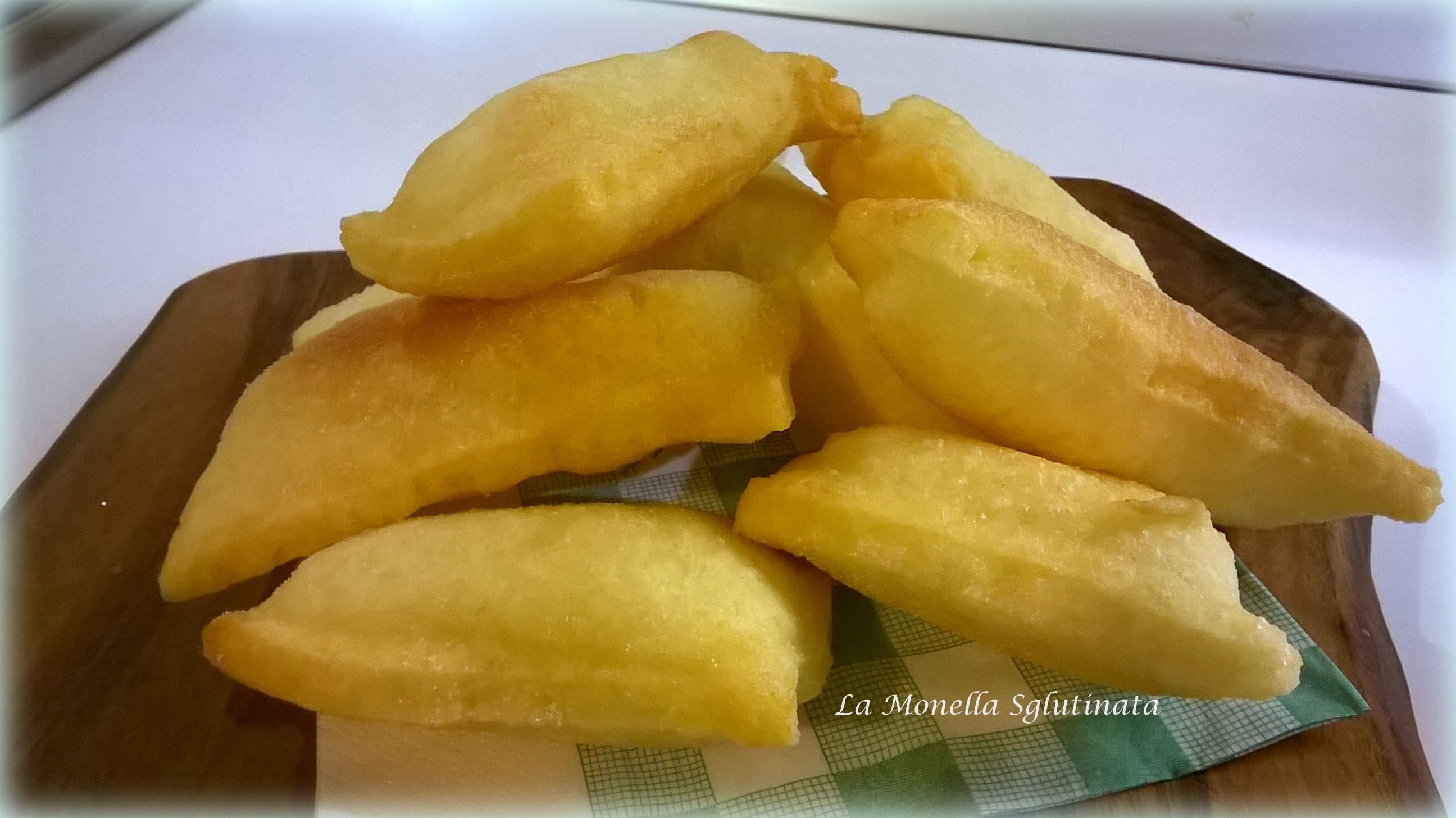Panzanelle con lievito madre senza glutine