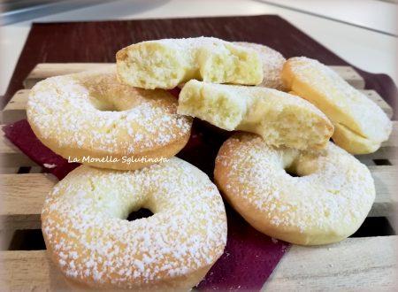 Biscotti alla panna sglutinati