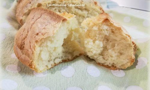 Pane di patate senza glutine