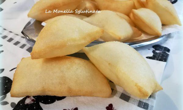 Pasta fritta con lievito madre senza glutine