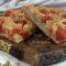 Focaccia con saraceno e pomodorini senza glutine