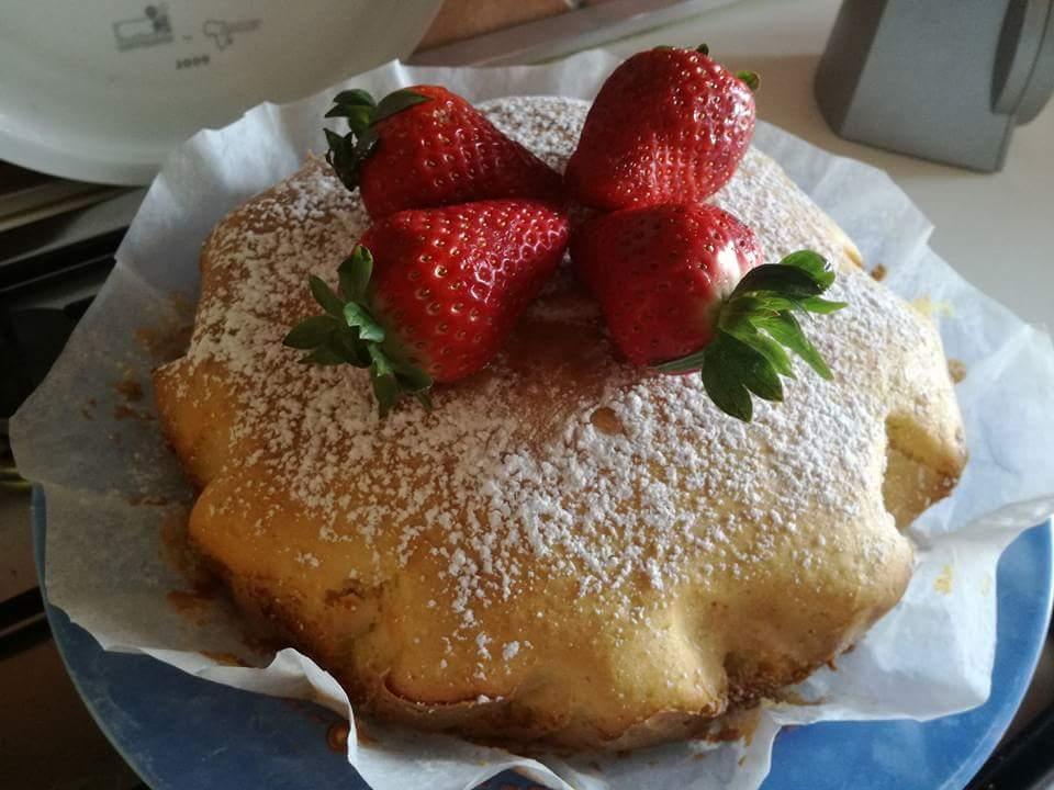 American Muffin gigante