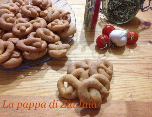 Tarallini alla pizzaiola