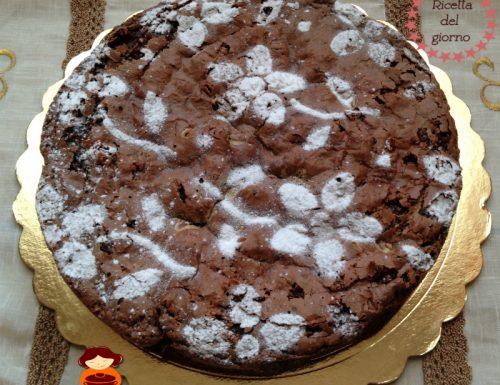 Torta cioccolato e Nutkao