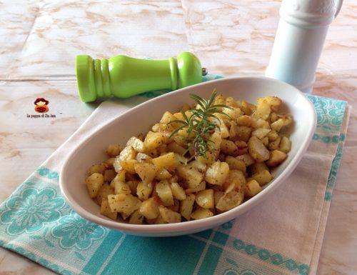 Patate al forno saporite ricetta facile
