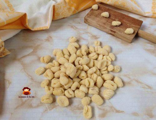 Gnocchi di semola di grano duro