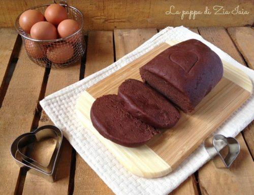 Pasta frolla al cacao friabile ricetta base